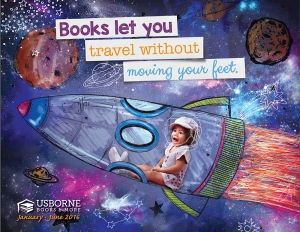 Books Let you Travel Image