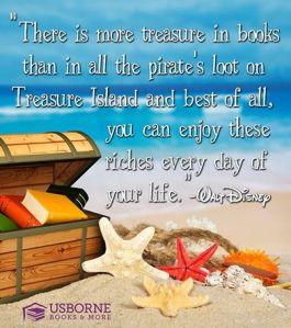 More Treasure in Books